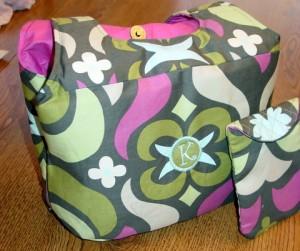 Trifecta purse and necessity bag
