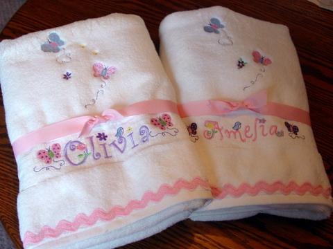Towel Ideas For Children Omas Place