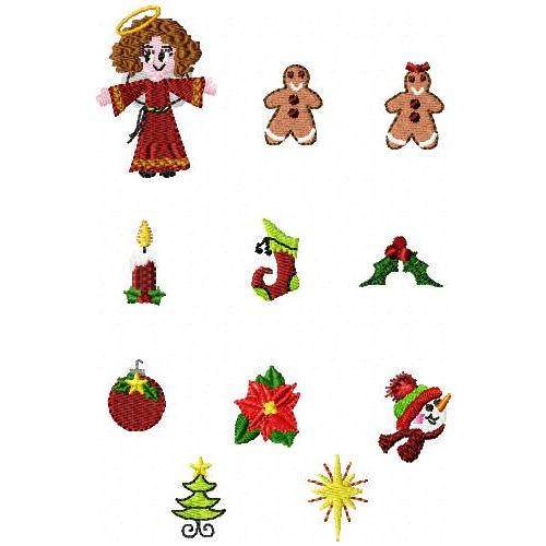 Christmas Miniatures 1