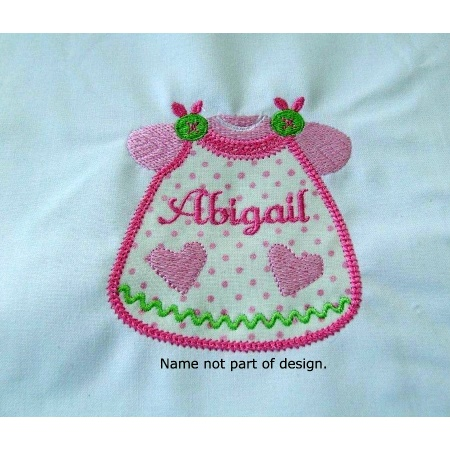 Baby Applique Machine Embroidery Designs | Machine