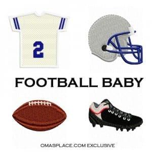 football-baby-design