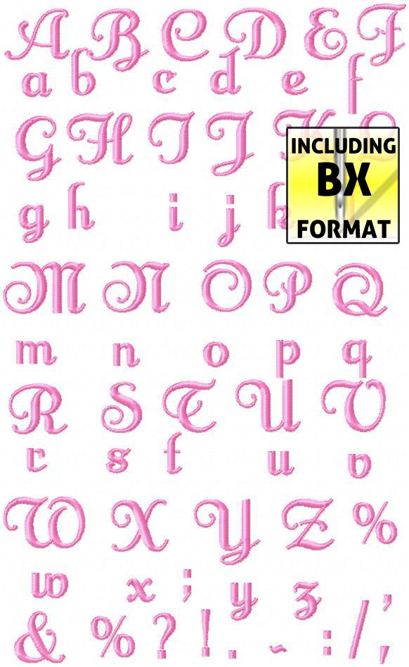 Free BX Font – Anna