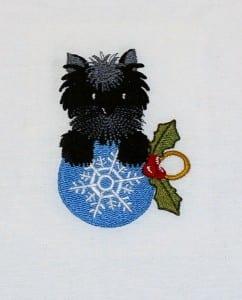 Christmas Doggie (Free)