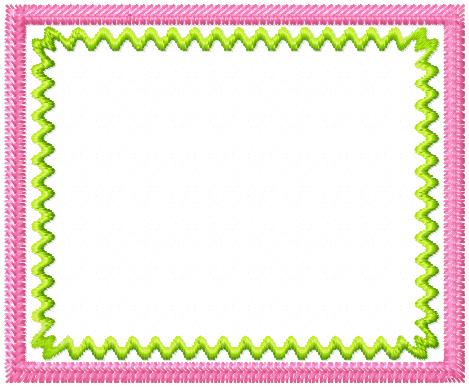 Applique Frame 1