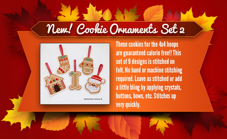 cookie ornaments home