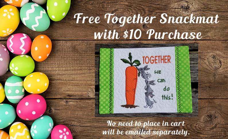 free-snackmat-april