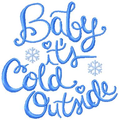 Baby Its Cold Outside Omas Place