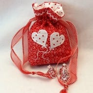 Applique Heart Balloons