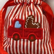 Applique Heart Truck (4x4)
