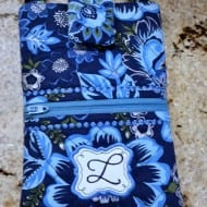 Quilted Smart Phone Case (6x10 hoops)