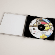 Physical CD of Your Order