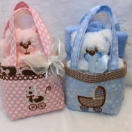 Baby Gift Bags (6x10)