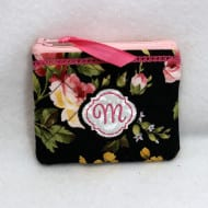 Top Zippered Coin Purse