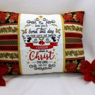 Unto You Pillow
