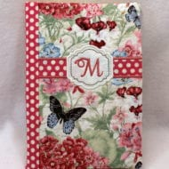 Journal Cover for 6x8 Journals (Lady)