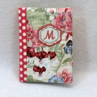 Mini Composition Book Cover