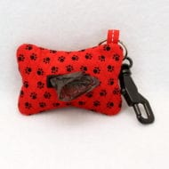 Doggie Zip Bag (5x7)