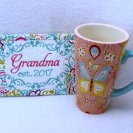 Grandma Mug Rug (5x7)