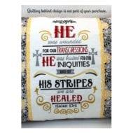 Isaiah 53:5 Single (6x10)