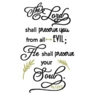 Psalm 121:7