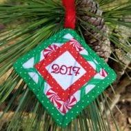 Quilt Ornament (5x5)