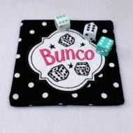 Bunco Coaster (5x5)
