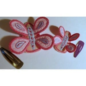 butterfly-hairclip