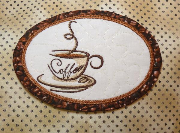 Coffee Cup Rug Home Decor