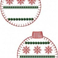 Nordic Christmas Ornaments · Oma's Place