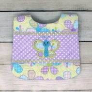 In the Hoop Butterfly Bib (7x11)