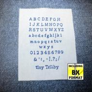 Tiny Trilby Font