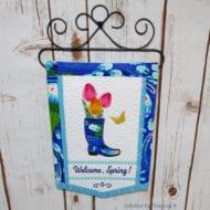 Spring Banner (7x11)