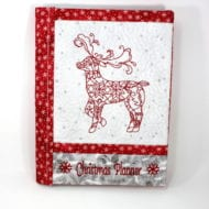 Christmas Planner Composition Notebook Cover