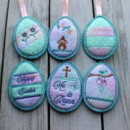 Easter Ornaments (4x4)