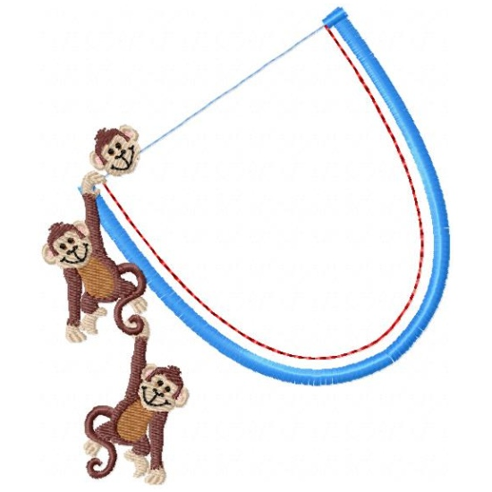 Free Monkey Embroidery Designs Free Embroidery Patterns